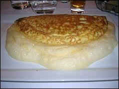 Célèbre omelette du Mont Saint-Michel, qu'est exactement l'omelette de la Mère Poulard ?