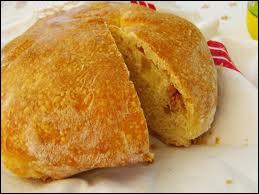 Spécialité de la Nièvre, en quoi consiste la  galette aux griaudes  ?