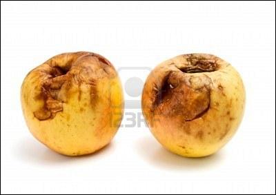 Quel est ce fruit bien pourri ?