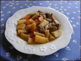 Dans la Loire, on vous servira un Barboton, quel est ce plat ?