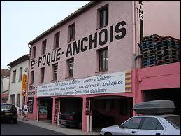 Quelle ville est réputée pour ses anchois ?