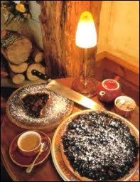 Dans les Vosges on vous servira une tarte aux brimbelles, de quoi s'agit-il ?