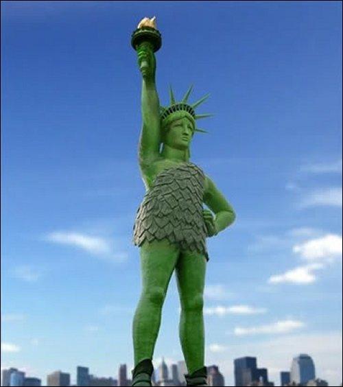 Quizz la statue de la libert version officielle quiz photos for Createur statue de la liberte