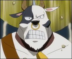 Taurus est un taureau puissant et...