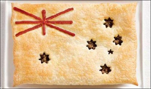 De quel pays est ce beau drapeau ?