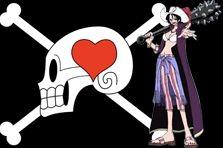One Piece : les drapeaux des pirates