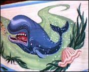 Quel stratagème imagine Pinocchio pour sortir du ventre de la baleine ?