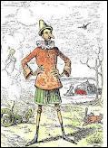Qui est l'auteur du conte   Pinocchio   qui a inspiré le film de Disney ?