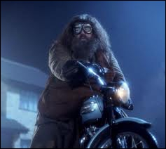 Ici, vous me voyez sur la moto que ------- m'a prêtée.