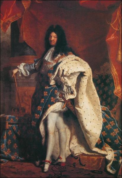 Louis XIV règne jusqu'en ...