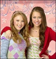 Comment s'appelle la meileure amie de Miley ?