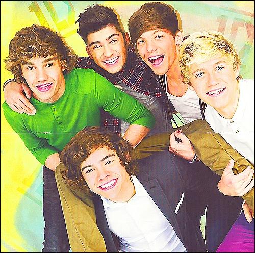 Quelle chanson les One Direction n'interprètent-ils pas ?