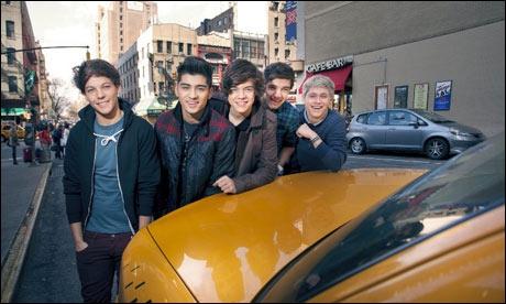 Depuis quand les One Direction sont-ils connus ?