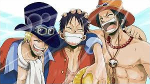 Ace a 2 frères, comment s'appellent-ils ?