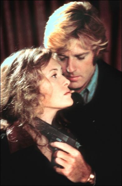 Placée sous la menace de Robert Redford, c'est Faye Dunaway, photographe prise en otage. C'est ?