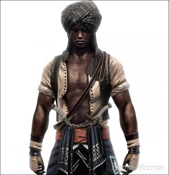 Comment se nomme ce personnage ?