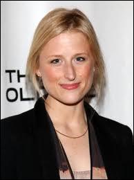 De quelle actrice américaine, cette actrice est-elle la fille ?
