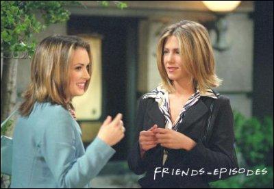 Winona Ryder joue Mélissa Warburton ancienne amie de Rachel. Qui ne croit pas Rachel quand elle dit qu'elles se sont embrassées aprés une soirée ?