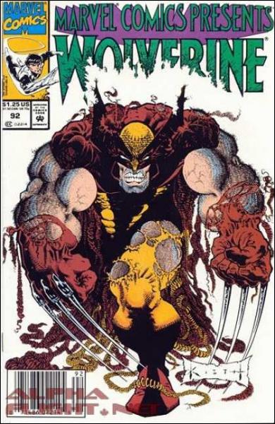 Wolverine est le nom anglais de cet animal !
