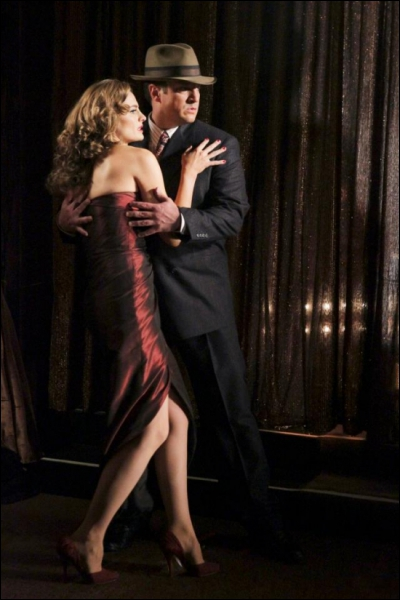 Dans quelle saison Castle s'imagine t il être un enquêteur des années 30-40, qui tombe amoureux d'une gangster qui prend les traits de Beckett ?