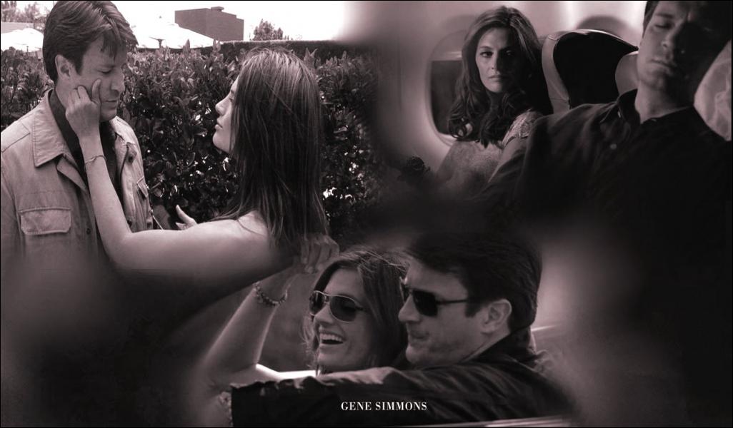Durant quelle enquête, Beckett et Castle se rendent-ils à Hollywood ?