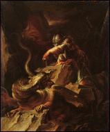 Cependant, ce roi refuse de lui donner la Toison d'or. Jason décide de la voler en tuant le monstre qui la gardait. Quel est ce monstre ?