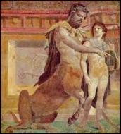 Comment s'appelle le Centaure qui a élevé Jason sur le mont Pélion ?