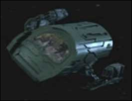 Comment le lieutenant Ford avait-il baptisé ce vaisseau avant que le major Sheppard le nomme Jumper ?