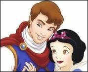 Comment s'appelle le prince charmant amoureux de Blanche-Neige ?