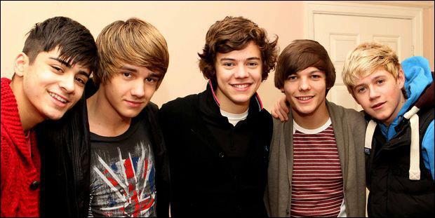 One Direction, et pour les intimes...