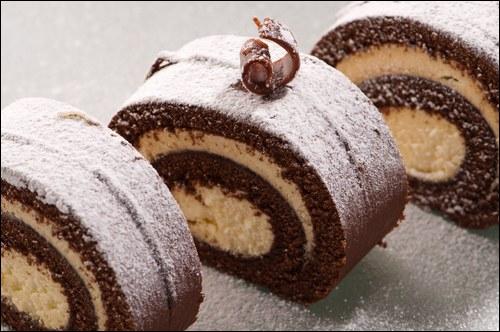 Gâteau composé de biscuits (ou spéculoos) recouverts de fromage blanc je suis :