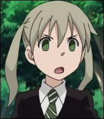 Partenaire de Soul Eater, elle fait partie de l'école Shibusen :