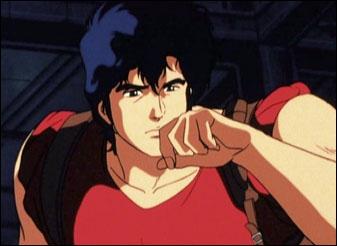 Garde du corps ou encore  nettoyeur , il effectue ses missions en compagnie de Kaori Makimura :