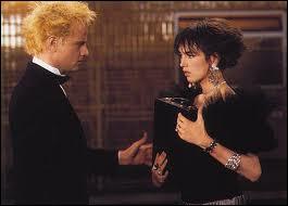 Ici, Isabelle Adjani converse avec Christophe Lambert. Quel est ce film réalisé par Luc Besson ?