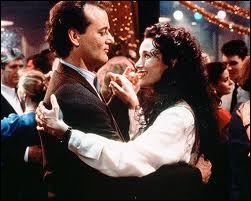 Dans les bras de Bill Murray, l'actrice Andie Mac Dowall dans l'une des meilleures comédies mondiales. C'est ?