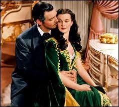 La brune et piquante anglaise Vivien Leigh, qui piqua ce rôle à toutes les grandes stars américaines, aux côtés de Clark Gable. C'est dans le film ?
