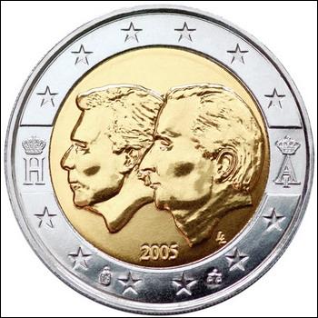 Avant l'apparition de l'euro, la Belgique et le Luxembourg avaient déjà une monnaie commune.