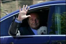 Comment s'appelait le bichon maltais de Jacques Chirac ?
