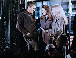 Au centre de la photo, la rousse Ann Margret aux côtés de Steve Mac Queen, dans ce film générationnel qui est ?