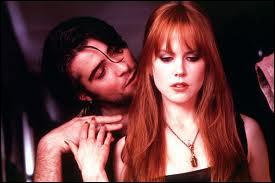 Nicole Kidman, naturellement rousse, mais toute lissée ici, aux prises avec Goran Vijnic (le Docteur Kovac dans la série Urgences), qui ne va pas lâcher facilement le morceau. Ceci se passe dans ?