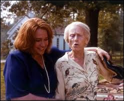 Kathy Bates est ici avec Jessica Tandy, dans un film de souvenir délicieux. C'est ?