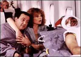 Dans un film de Claude Zidi, pas vraiment réussi, deux acteurs comiques en phase : la roussissime Valérie Mairesse et Coluche. Le film s'intitule ?