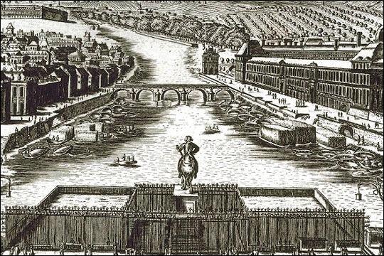 La corporation des Forts des Halles, l'une des plus anciennes de Paris a été fondée par Saint Louis, mais en quelle année ?