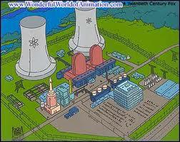 Où Homer travaille-t-il ?
