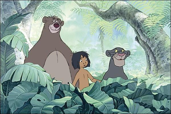 Dans  Le livre de la Jungle , comment s'appelle la panthère, l'amie de Mowgli ?