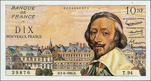Ce cardinal était le principal ministre du roi Louis XIII. Quel est son nom ?