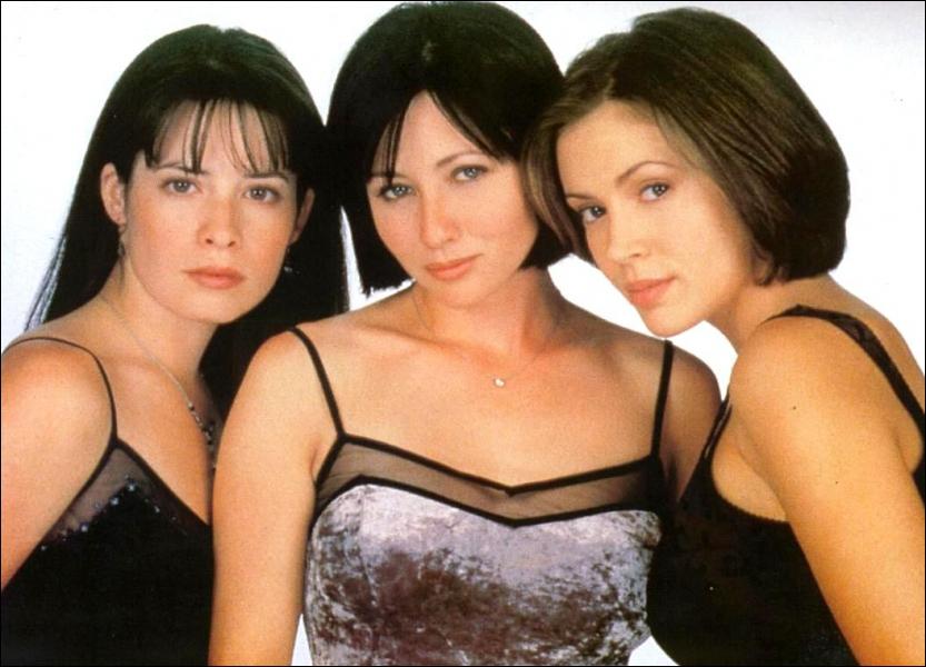Comment se nomment les trois soeurs Halliwell ?