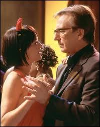 Alan Rickman danse avec une diablesse à cornes qui le tente, jouée par l'allemande Heike Makatsch, dans le film ?