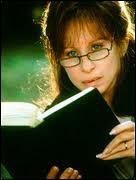 C'est Barbra Streisand, en prof de littérature, dans un film qu'elle a réalisé, et dans lequel Mimi Rogers joue sa soeur, Lauren Bacall sa mère, et Jeff Bridges son mari. C'est ?