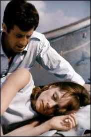 Celle qui dort près de Belmondo, c'est Françoise Dorléac. Quel est ce film remuant de Philippe de Broca qui fut un grand succès ?